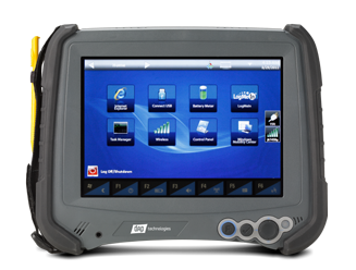 ruggedized tablet